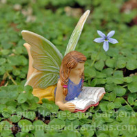 Miniature Reading Fairy
