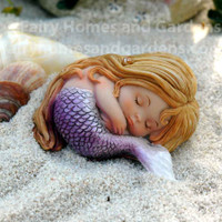 Sleeping Little Mermaid