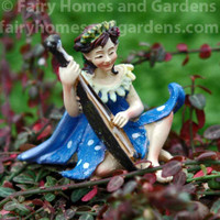 Night Fairy Lili with Lute