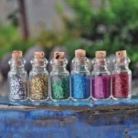 Miniature Bottles of Pixie Dust - Set of Six