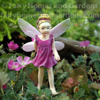 Miniature Fairy Simone with Cochlear Implant