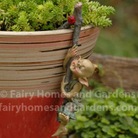 Pixie Flower Pot Hugger