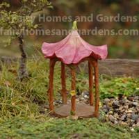 Fairy Garden Flower Top Gazebo