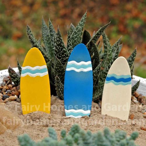Miniature Surfboards