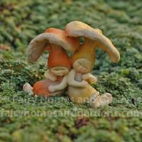 Miniature Mushroom Babies