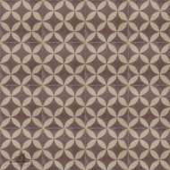 CITRUS BROWN CEMENT TILES