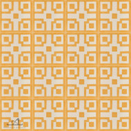 CHINOISE YELLOW CEMENT TILES