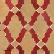 RENAIS RED & BEIGE MOSAIC TILES