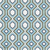 RETRO BLUE CEMENT TILE