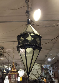 BLACK EBSEN PENDANT LAMP