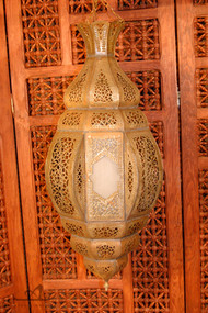 ARABESQUE LAMP