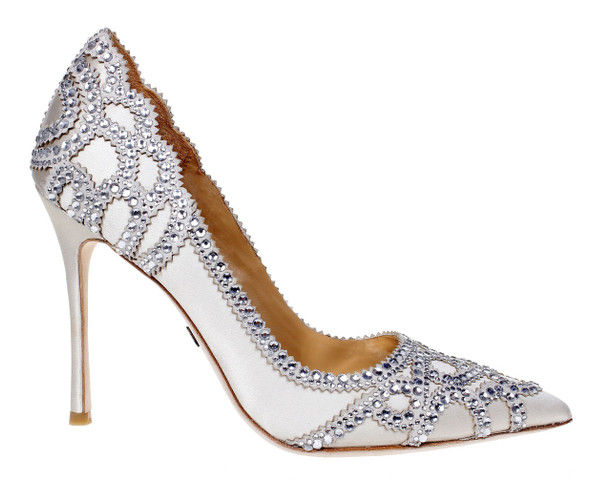 ROGUE by Badgley Mischka - Color : Ivory