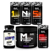Iron Mag Labs SUPER SHREDDING & STRENGTH STACK