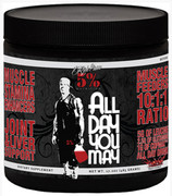 5% Nutrition AllDayYouMay, Fruit Punch