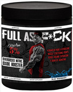 5% Nutrition FULL AS F*CK Growth Enhancer, Blue Raspberry (30 Serv.)
