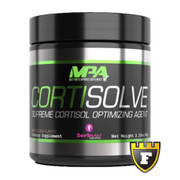 MPA Supplements Cortisolve, Peanut Butter Flavor