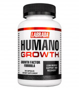 Labrada Nutrition, Humano Growth, 120 Capsules