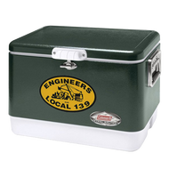 Local 139 Coleman Steel Belted Cooler