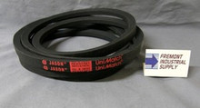 """3L160 v-belt 3/8"""" wide x 16"""" outside length Superior quality to no name products"""