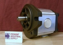 Honor Pumps 2MM1U08 Hydraulic gear motor .52 cubic inch displacement Bi-directional FREE SHIPPING
