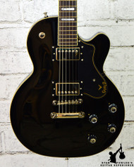 Guild Bluesbird Black w/ Bag