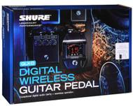 Shure GLXD16-Z2 Digital Wireless Guitar Pedal