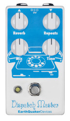Earthquaker Devices Dispatch Master Digital Delay and Reverb V2