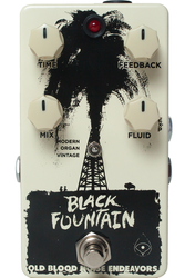 Old Blood Noise Endeavors Black Fountain Oil Can Delay