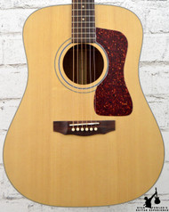 Guild USA D-40 Natural w/ Case