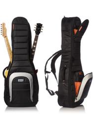 Mono Black Standard Dual Electric Guitar Bag