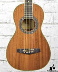 Ibanez PN1MH Mahogany Parlor Acoustic Guitar