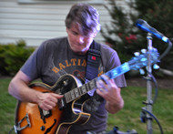Shaun McMullen, Guitar Instructor