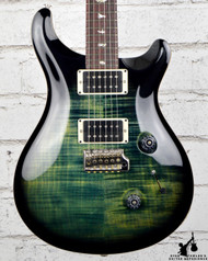 PRS Custom 24 Custom Color Obsidian Smokeburst
