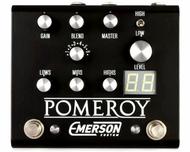 Emerson Custom Pomeroy Pedal Black