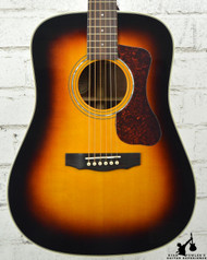 Guild D-140E Sunburst w/ Case