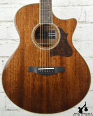 Ibanez AE Series AE245NT Acoustic-Electric Guitar Natural