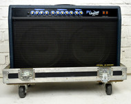 Crate Blue Voodoo 6212 2x12 Combo w/ Road Case