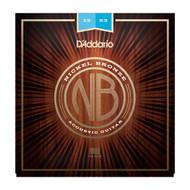 D'addarrio NB1253 Nickel Bronze Light