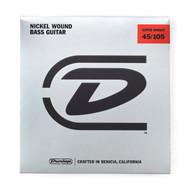 Dunlop DBSBN45105 4str Bass .045-.125
