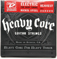 Dunlop DHCN1254 Heavy Core .012-.054 Heaviest