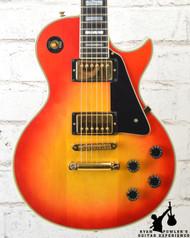 1980 Gibson Les Paul Custom Cherry Sunburst w/ Case