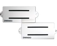 DiMarzio DP127W White P Bass Pickup