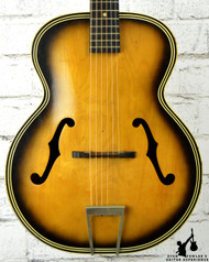 Vintage Harmony S-64HB Acoustic Archtop