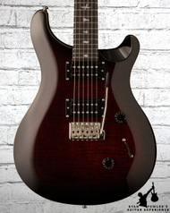2018 PRS SE Custom 24 Fire Red