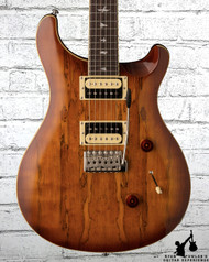 2018 PRS SE Custom 24 Exotic Top Spalted Maple