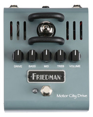 Friedman Motor City Drive Overdrive Tube Pedal