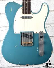 Nash T63 Turquoise, C Neck Lollars