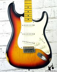 Nash S57 3 Tone Sunburst, C Neck Lollars