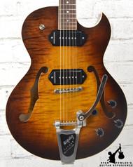 2013 Heritage H-525 Old Style Sunburst w/ OHSC