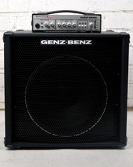 Genz Benz Shuttle 6.0 Head and 1x12 Cabinet